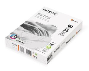 Maestro MATREX480 - Triotec Extra A4/80, 500 listů v balíčku, kvalita A