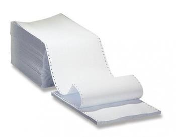 "Tabelační papír 250 x 12"" 1+3 BP NCR - 500 lst."