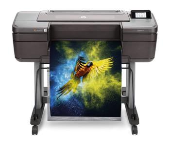 """HP DesignJet Z9+dr 44"""" PostScript Printer X9D24A#B19 s V-řezačkou"""