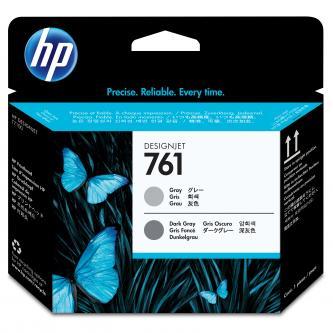 HP 761 Gray and Dark Gray Printhead, CH647A