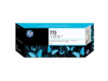 HP originální ink CN634A, light grey, 300ml, HP
