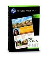 HP 951 XL Officejet Value PackA4,75ks,210 x 297 mm, CR712AE