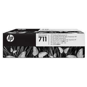 HP 711 náhradní tisková hlava pro HP DesignJet T520 a T120 (C1Q10A)