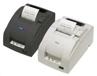 Epson TM-U220B C31C517007 - pokladní tiskárna s řezačkou a zdrojem (bílá)
