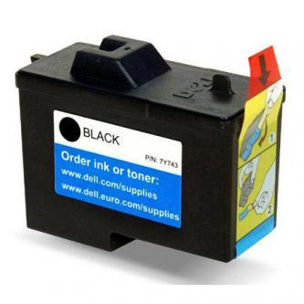Dell 7Y743 (592-10043), originální ink černý (black), Dell A940, A960