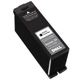 Dell X768N (592-11295, 592-11343), originální ink černý (black), high capacity, Dell V715