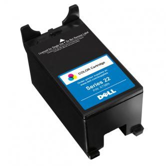 Dell X738N (592-11329), originální ink barevný (color), 340str., high capacity, Dell V313, V313W