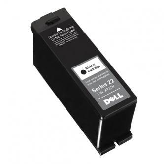 Dell X737N (592-11327), originální ink černý (black), 360str., high capacity, Dell V313, V313W