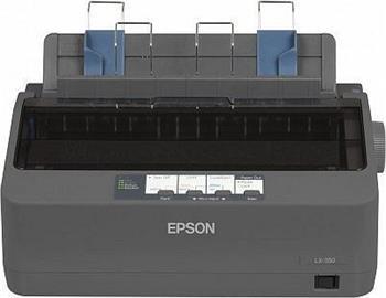 Epson LX-350 - Jehličková tiskárna, A4, 9 jehel, 347 zn/s, 1+4 kopií