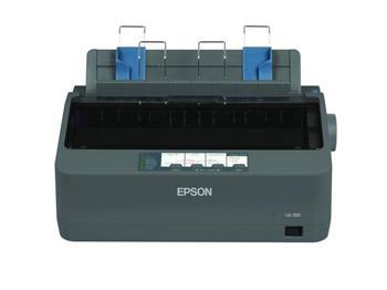 Epson LQ-350 - Jehličková tiskárna, A4, 24 jehel, 347 zn/s, 3+1 kopií