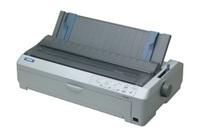Epson FX-2190 - Jehličková tiskárna A3, 2 x 9 jehel, 566zn/s, USB1.1, LPT