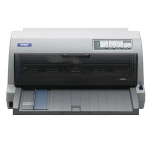 EPSON LQ-690, A4, 24 jehel, 529zn/s, USB, LPT