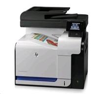 HP CZ271A#B19 - LaserJet PRO 500 Color MFP M570dn (A4, 30 ppm, USB 2.0, Ethernet, Print/Scan/Copy/Fax, Duplex)