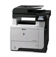 HP A8P80A#B19 - LaserJet Pro 500 MFP M521dw (40str/min, A4, USB/Ethernet/ Wi-Fi, PRINT/SCAN/COPY/FAX, duplex)