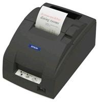 Epson TM-U220PD C31C518052 - pokladní tiskárna paralelní, včetně zdroje a řezačky (černá)