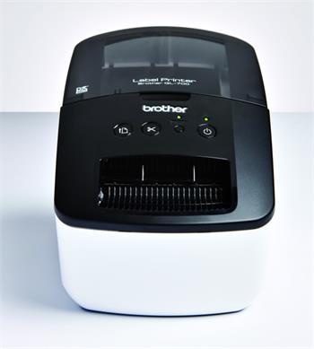 Brother QL-700 tiskárna samolepících štítků