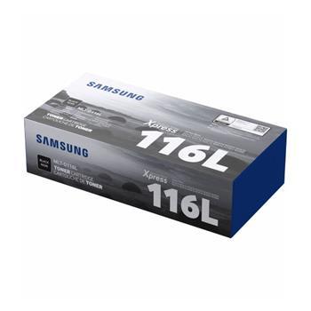 Samsung MLT-D116L - originální černý toner, HP SU828A, 3000str., pro SL-M2825DW, M2825ND, M2675FN, M2875FW, M2875FD