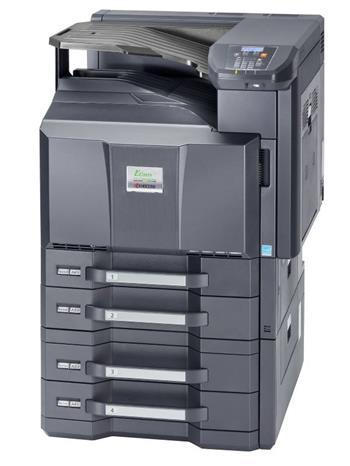 Kyocera FS-C8600DN Barevná síťová duplexní tiskárna, 45/45 A4/min, 22/22 A3/min.