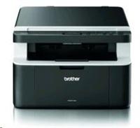 Multifunkční laserová černobílá tiskárna Brother DCP-1512E