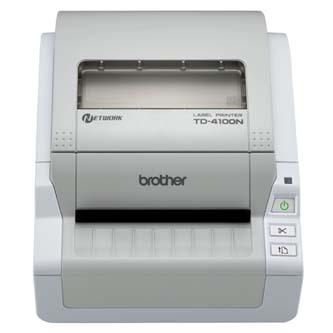 Brother TD-4100N tiskárna samolepících štítků