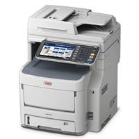 OKI MC770dnfax A4 36/34 ppm ProQ2400dpi, RADF, 160GB HDD, 2GB RAM, USB 2.0 LAN (Print/Scan/Copy/Fax)