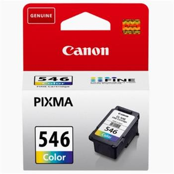 Canon originální ink CL-546, colour, 180str., 8ml, 8289B004, blistr, Canon Pixma MG2250,2450,2550