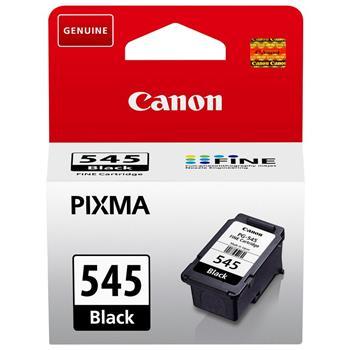 Canon originální ink PG-545, black, 180str., 8287B001, Canon Pixma MG2450, 2550, 3550