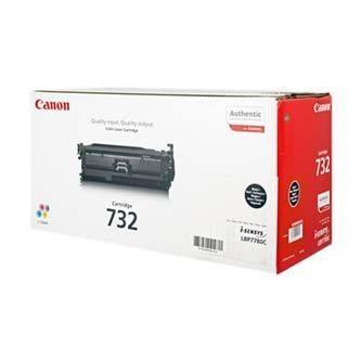 Toner Canon CRG732H (6264B002) originální, černý (black), pro Canon i-SENSYS LBP7780Cx, 12000str.
