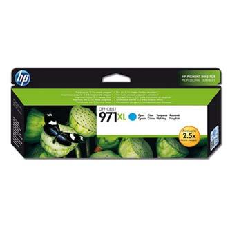 HP originální ink CN626AE, cyan, No. 971XL, HP Officejet Pro X451dn, X451dw, X476dn MFP, X476dw