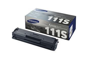 Samsung MLT-D111S černý toner, 1000 stránek, pro M2020, M2022, M2070