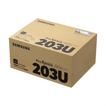 Samsung MLT-D203U - originální černý toner, HP SU916A, 15000str.