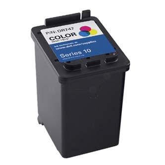 Dell DR747 (592-10257), originální ink barevný (color), 350str., high capacity, Dell 928