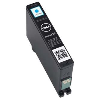Dell 592-11816 - originální azurový inkoust pro Dell V525W, V725W (475 str.)