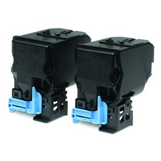 Toner Epson C13S050594 černý (black), 2x6000str., Epson AcuLaser C3900N, Dual pack double pack