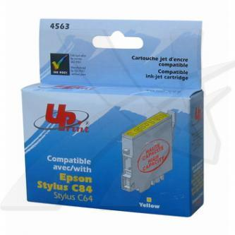 UPrint kompatibilní ink s C13T045440, yellow, pro Epson Stylus C84, C64, C66, C86, CX3650, 6400, 6600