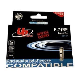 Epson T0711 - kompatibilní černý inkoust (UPrint), 11 ml