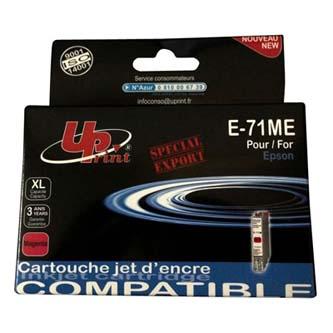 Epson T0713 - kompatibilní purpurový inkoust (UPrint), 11 ml