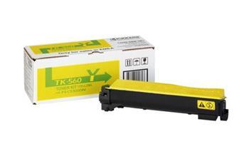 Kyocera Mita TK-560Y - kompatibilní žlutý toner pro Kyocera FS C5300dn/C5350dn