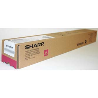 Sharp originální toner MX-62GTMA, magenta, 40000str., Sharp MX-6240N, 7040N