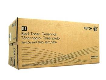 Xerox toner 006R01552, black, 110000str., Xerox Workcentre 5865, 5875, 5890