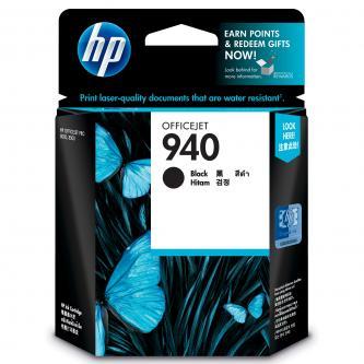 HP Ink Cart Black No. 940 pro HP OfficeJet Pro 8000, 22 ml, C4902AE