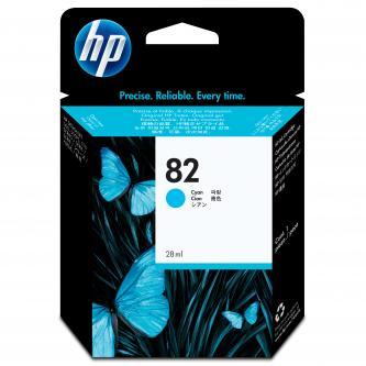 HP No. 82 Cyan Ink Cart pro DSJ 510, 28 ml, CH566A