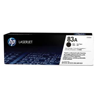 Toner HP CF283A (83A), black, 1500str., pro Toner HP LaserJet Pro MFP M125nw, MFP M127fn, MFP M127fw