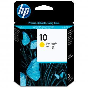HP originální tisková hlava C4803A, No.10, yellow, 24000str., HP DeskJet 2000C, CN, 2500C, 2500CM