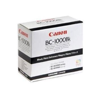 Canon originální tisková hlava BC1000BK, black, 0930A001, Canon BJ-W3000