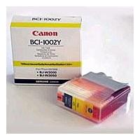 Canon 0933A001 - originální žlutá tiskova hlava pro BJW3000