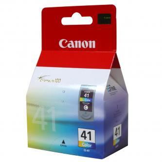 Canon CL-41 (CL41), color, 180str., 3x4ml, 0617B032, 0617B006, blistr s ochranou, Canon iP1600, iP2200, iP6210D,