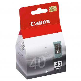 Canon PG-40 (PG40), black, 490str., 16ml, 0615B042, 0615B006, blistr s ochranou, Canon iP1600, 2200, MP150, 170,