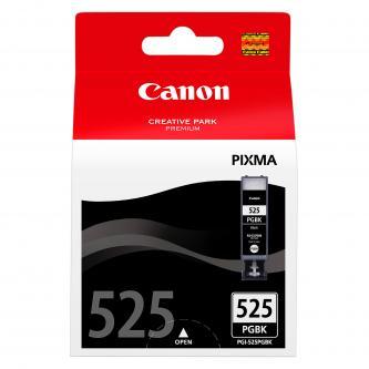 Canon PGI-525PGBK (PGI525PGBK), black, 4529B008, 4529B004, blistr s ochranou, Canon Pixma MG5150, 5250, 6150, 8150