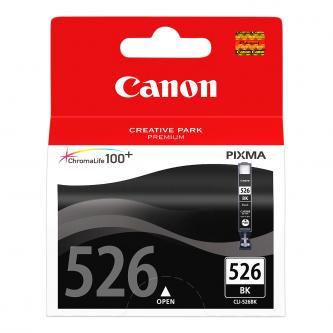 Canon CLI-526BK (CLI526BK), black, 9ml, 4540B006, blistr s ochranou, Canon Pixma MG5150, MG5250, MG6150, MG8150